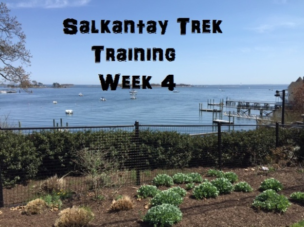 Salkantay Trek Training Week4